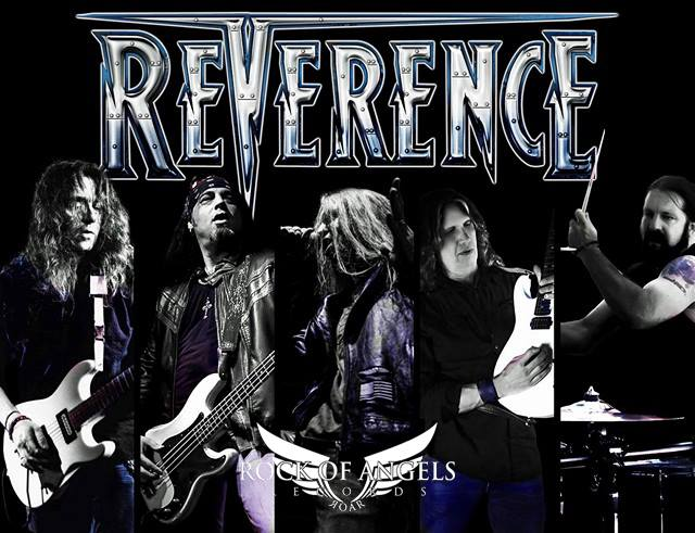 Reverence Signs with Euro ROAR Records!!